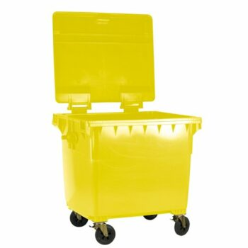 Outdoor Waste Bins