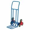 Barton Toptruck Folding Foot Stairclimber 120kg FFS | Sack truck to climb stairs & pavements with a tri-star wheel design | Fusion Office UK