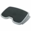 Kensington SoleMate Footrest 56145 | Elevates legs to improve posture and circulation and reduce lower back pressure | Fusion Office UK