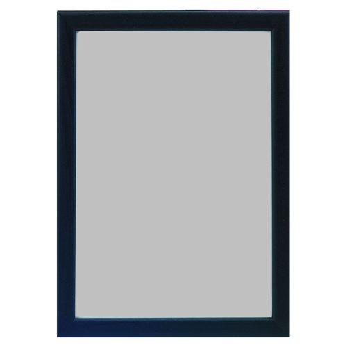 Certificate Frame Black A3 | Featuring a wooden black ash effect frame | Non-glass polystyrene front | Fusion Office