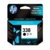 HP 338 Black Ink Cartridge C8765EE   Original Authentic HP - Hewlett Packard   Great Everyday Pricing   Fusion Office
