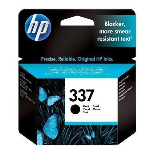 HP 337 Black Ink Cartridge C9364EE   Original Authentic HP - Hewlett Packard   Great Everyday Pricing   Fusion Office