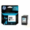 HP 350 Black Ink Cartridge CB335EE   Original Authentic HP - Hewlett Packard   Great Everyday Pricing   Fusion Office UK