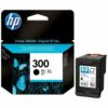HP 300 Black Ink Cartridge CC640EE   Original Authentic HP - Hewlett Packard   Great Everyday Pricing   Fusion Office UK