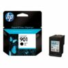 HP 901 Black Ink Cartridge CC653AE | Original Authentic HP - Hewlett Packard | Great Everyday Pricing | Fusion Office UK