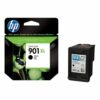 HP 901XL Black Ink Cartridge CC654AE   Original Authentic HP - Hewlett Packard   Great Everyday Pricing   Fusion Office UK