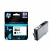 HP 364 Black Ink Cartridge CB316EE   Original Authentic HP - Hewlett Packard   Great Everyday Pricing   Fusion Office UK