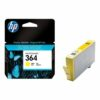 HP 364 Yellow Ink Cartridge CB320EE   Original Authentic HP - Hewlett Packard   Great Everyday Pricing   Fusion Office UK