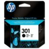 HP 301 Black Ink Cartridge CH561EE | Original Authentic HP - Hewlett Packard | Great Everyday Pricing | Fusion Office UK