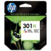 HP 301XL Tri-Colour Ink Cartridge CH564EE | Original Authentic HP - Hewlett Packard | Great Everyday Pricing | Fusion Office UK