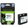 HP 933XL Cyan Ink Cartridge CN054AE   Original Authentic HP - Hewlett Packard   Great Everyday Pricing   Fusion Office UK