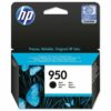 HP 950 Black Ink Cartridge CN049AE | Original Authentic HP - Hewlett Packard | Great Everyday Pricing | Fusion Office UK