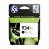 HP 934XL Black Ink Cartridge C2P23AE | Original Authentic HP - Hewlett Packard | Great Everyday Pricing | Fusion Office