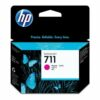 HP 711 Magenta Ink Cartridge CZ131A | Original Authentic HP - Hewlett Packard | Great Everyday Pricing | Fusion Office UK