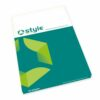 Style Multi Purpose Labels 8 per Sheet 99.1x67.7mm White 100 Sheets