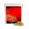 Rubber Bands Assorted Sizes 454g / 1lb | Contains 80% pure rubber taken from sustainable resources | Fusion Office
