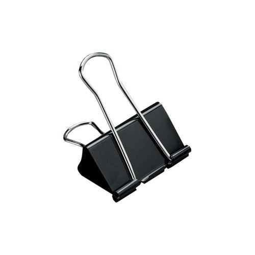 Foldback Clips 19mm [Pack 12] | Fast UK Delivery | Fusion Office