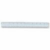 Shatter Resistant Rulers 300mm [Pack 10] | Made from shatter-proof plastic which ensures longer durability | Fusion Office