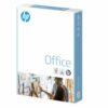 HP Office Paper A4 80gsm White (5x500) Box | For high volume | The ideal brand for high quality printing | Fusion Office