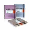 Pukka Pad Executive Project Books A4 6970-MET [Pack 3] | Quality Paper | Micro Perforated for easy removal | 3 dividers | Fusion Office UK