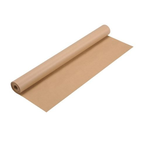 Imitation Kraft Roll 50cm Paper Packaging 70gsm 500mmx300m Brown | Fusion Office