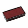 Colop E/20 Red Ink Pads E20RD [Pack 2]   Replacement ink pad for COLOP self-inking word stamps   Fusion Office UK