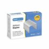 Rapesco Staples 26/6mm [Pack 5000] S11662Z3   Galvanised staples have been manufactured with a chisel point   Fusion Office UK