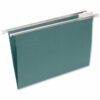 Suspension Files Green A4 [Pack 50] | 330mm / 33cm between hanging bars | With tabs and inserts | Fusion Office