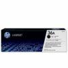 Hewlett Packard [HP] Laser Toner Cartridge Black 36A CB436A   Fusion Office
