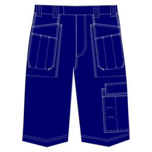 Benchmark T48 Tradesman Shorts