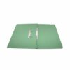 Rexel Jiffex Transfer Files Foolscap Green 43214EAST [Pack 50] | Ideal for storing quotes, projects and personal documents | Fusion Office UK