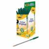 BIC Cristal Original Green Medium Ball Pen 8373629 [Pack 50] | Classic affordable, quality ballpoint | Hexagonal barrel | Fusion Office UK
