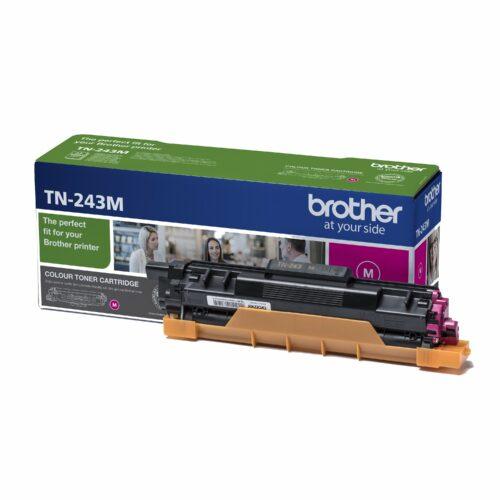 Brother Laser Toner Cartridge Magenta Ref TN-243M TN243M