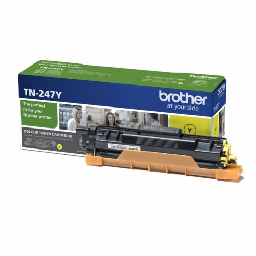 Brother Laser Toner Cartridge Magenta Ref TN-247M TN247M