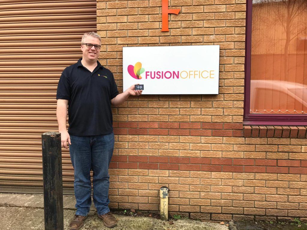 Fusion Office & The Lifestyle Card