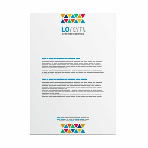 Letterhead Printing - Fusion Office