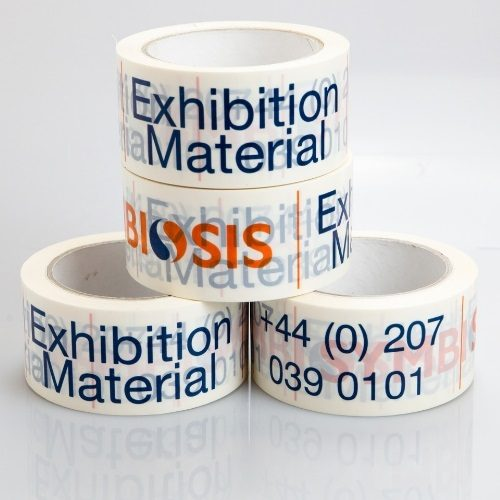 Printed Tape - Vinyl and Polypropylene - Fusion Office