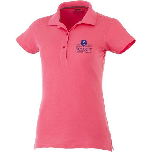 Slazenger Advantage Short Sleeve Ladies Polo