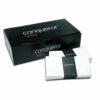 Conqueror Laid Diamond White Envelopes DL Plain [Pack 500]   A perfect match to the Paper range   Fusion Office UK