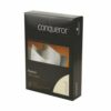 Conqueror Wove Vellum Paper A4 100gsm [500 Sheets] | Superb high-contrast matt printing | Watermarked | Fusion Office UK