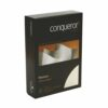 Conqueror Laid Oyster Paper A4 100gsm [500 Sheets]   Traditional ribbed texture   Watermarked   Fusion Office UK