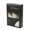 Conqueror Contour Brilliant White Paper A4 100gsm [500 Sheets] 20734 | Lightly hammer-embossed | Fusion Office UK
