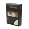 Conqueror Laid Diamond White Paper A4 100gsm [500 Sheets]   Traditional ribbed texture   Watermarked   Fusion Office UK