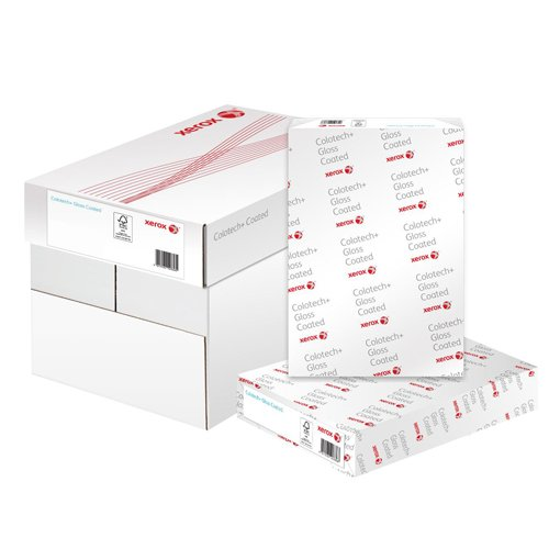 Xerox Colotech+ Gloss Coated Paper A3 White 250gsm (3x250) Box 003R90349   Fusion Office
