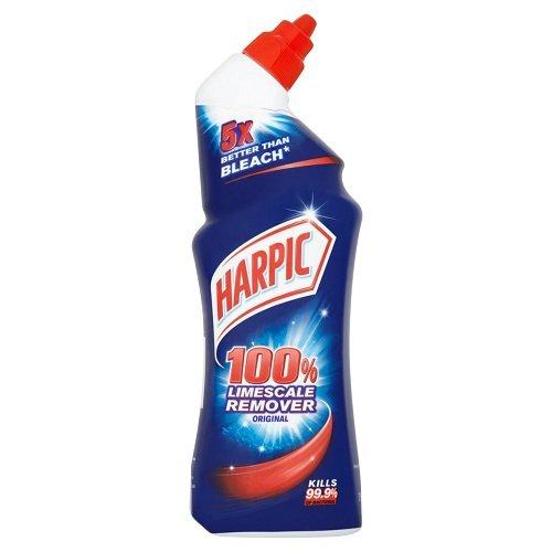 Harpic 100% Limescale Remover Original 750ml | Fusion Office