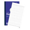 Challenge Duplicate Books Ruled 297x195 100080527 [Pack 3] | Carbonless, duplicate book is sidebound with ruled pages | Fusion Office UK