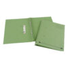 Elba Spirosort Transfer Spring Files Green 100090160 [Pack 25]   Made from a minimum 70% recycled material and recyclable   Fusion Office UK