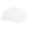 Record Cards Plain 8x5 inch 203x127mm White [100]   Ideal for storing information or prop cards for presentations   Fusion Office UK