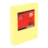 Paper A4 Medium Yellow 80gsm (500 Sheets) Ream   Colour code documents for ease of filing & identification   laser Inkjet   Fusion Office UK