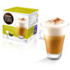 Nescafe Dolce Gusto Cappuccino [Pack 48]   Deep taste of espresso combined with velvety foam and textured milk   Fusion Office UK